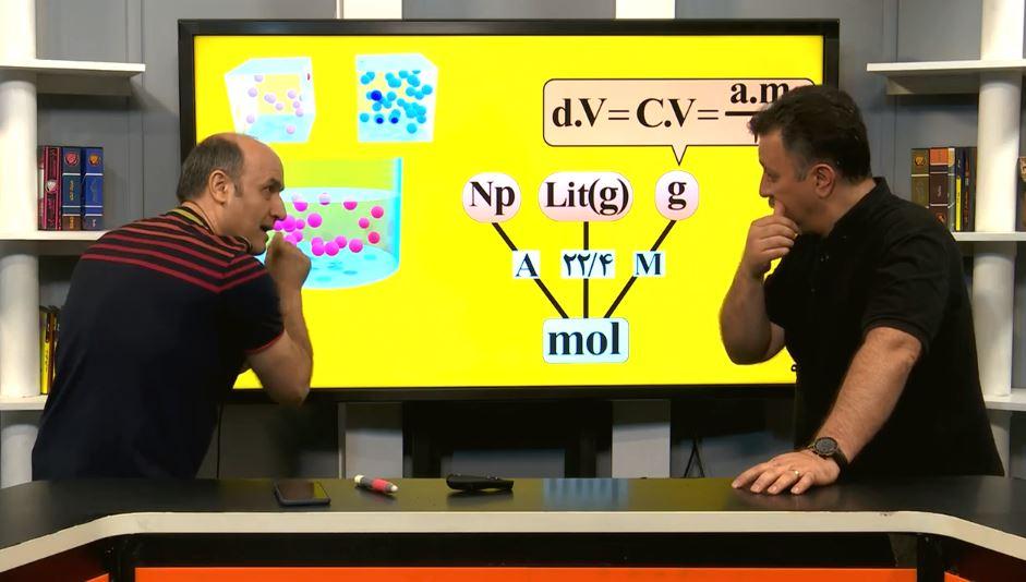چطور شیمی را بخوانیم