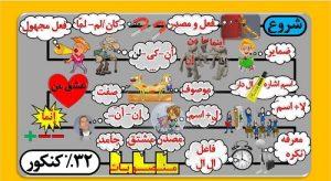 دانلود رایگان جزوه عربی حرف آخر