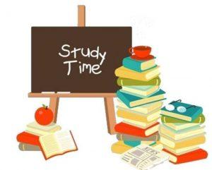 افزایش ساعت مطالعه برای کنکور