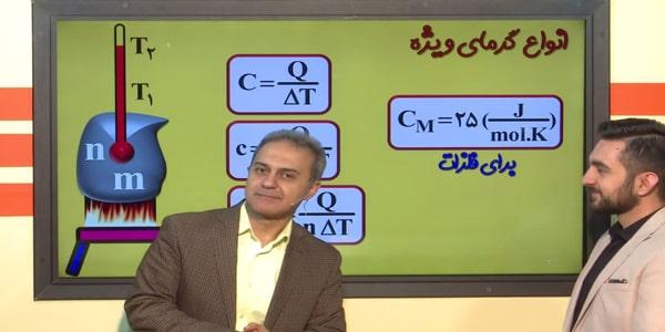 فیزیک کنکوری دهم حرف آخر